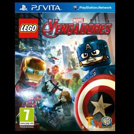 Lego Marvel Vengadores PSV (SP)