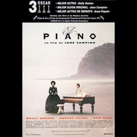 El Piano DVD