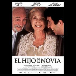 El Hijo de la Novia DVD