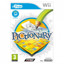 Pictionary Udraw Wii (SP)