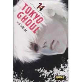 Manga Tokyo Ghoul Norma 14