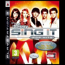 Disney Sing It: Pop Hits PS3 (SP)