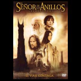 El Señor de los Anillos Las dos Torres DVD