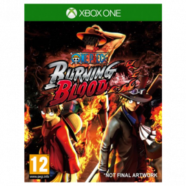 One Piece: Burning Blood Xbox One (SP)