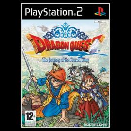 Dragon Quest: El Periplo del Rey Maldito PS2 (SP)
