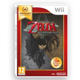 The legend of Zelda: Twilight Princess Selects Wii (SP)