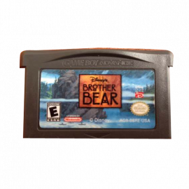 The Brother Bear GBA