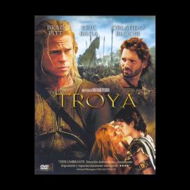 Troya DVD