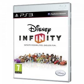 Juego Disney Infinity PS3 (SP)