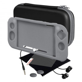 Kit Gamer Blackfire Gris Switch Lite