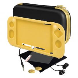 Kit Gamer Blackfire Switch Lite Amarillo