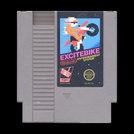 Excite Bike NES