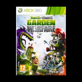 Plants VS Zombies Garden Warfare Xbox360 (SP)