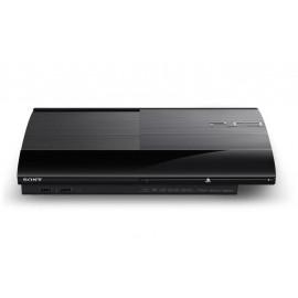 PS3 Ultraslim Negra 160GB (Sin Mando)