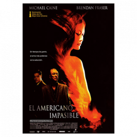 El Americano Impasible DVD