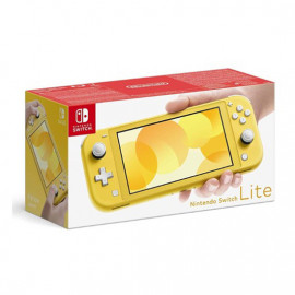 Nintendo Switch Lite Amarilla