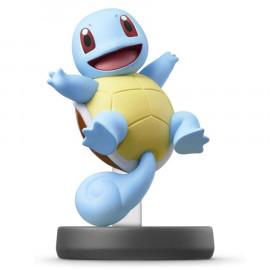 Figura Amiibo Squirtle Coleccion Super Smash Bros