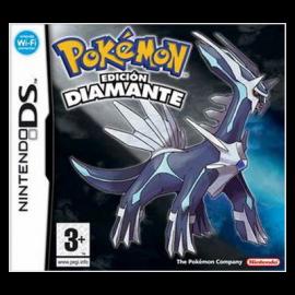 Pokemon Edicion Diamante DS (SP)
