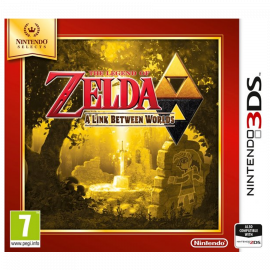 The Legend of Zelda: A Link Between Worlds Nintendo Selects 3DS (SP)