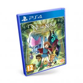 Ni No Kuni: La ira de la Bruja Blanca Remastered PS4 (SP)