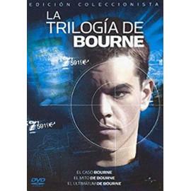 La Trilogia de Bourne Edicion Coleccionista DVD