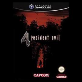 Resident Evil 4 GC (SP)