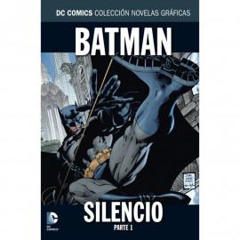 Comic Batman Silencio Salvat Parte 01