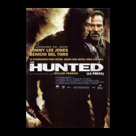 The Hunted (La Presa) DVD