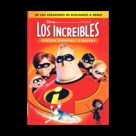 Los Increibles Ed. Especial DVD