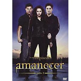 Crepusculo: Amanecer Parte 2 DVD