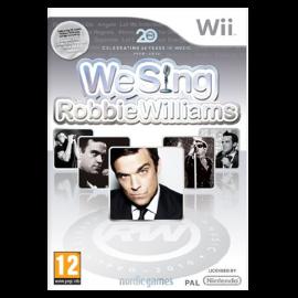 We Sing Robbie Williams Wii (SP)