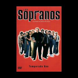 Los Soprano Temporada 1 (13 Cap) DVD