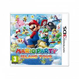 Mario Party Island Tour 3DS (SP)