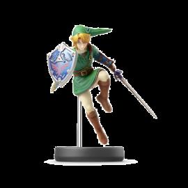 Figura Amiibo Link Coleccion Super Smash Bros