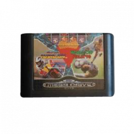 Mega Games 1 Super Hang On / Colums / Wolrd Cup Italia 90 Mega Drive