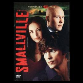 Smallville Temporada 3 (22 Cap) DVD