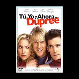 Tu, Yo y ahora...Dupree DVD