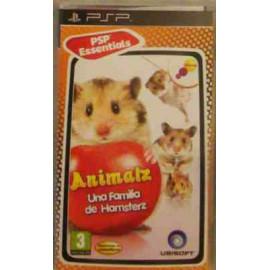 Animalz una Familia de Hamsterz Essentials PSP (SP)