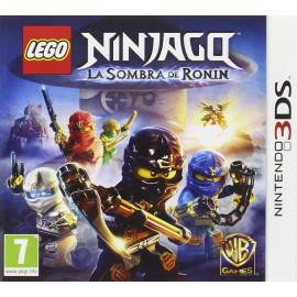 Lego Ninjago La Sombra de Ronin 3DS (SP)