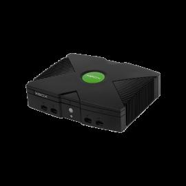 Xbox Negra (Sin Mando)