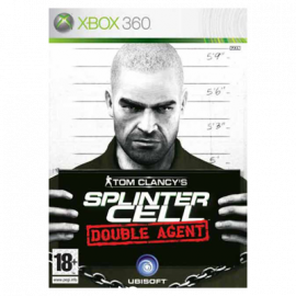 Splinter Cell Double Agent Xbox360 (SP)
