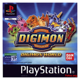 Digimon World PSX (SP)