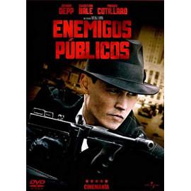 Enemigos Publicos DVD