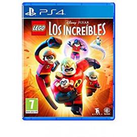 Lego Los Increibles PS4 (SP)