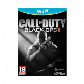 Call of Duty: Black Ops 2 Wii U (SP)