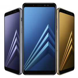 Samsung Galaxy A8 (2018) DS 32GB Android R