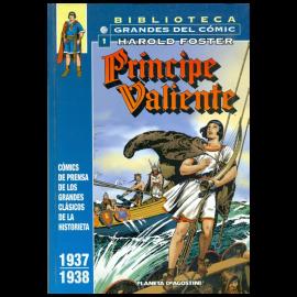 Comic Biblioteca Grandes del Comic: Principe Valiente Planeta 01