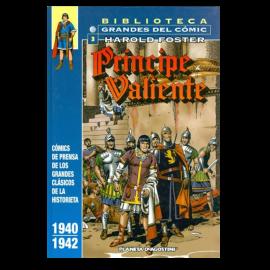 Comic Biblioteca grandes del comic: Principe Valiente Planeta 03