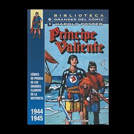 Comic Biblioteca grandes del comic: Principe Valiente Planeta 05
