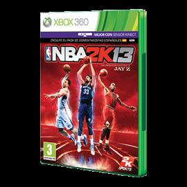 NBA 2K13 Xbox360 (SP)